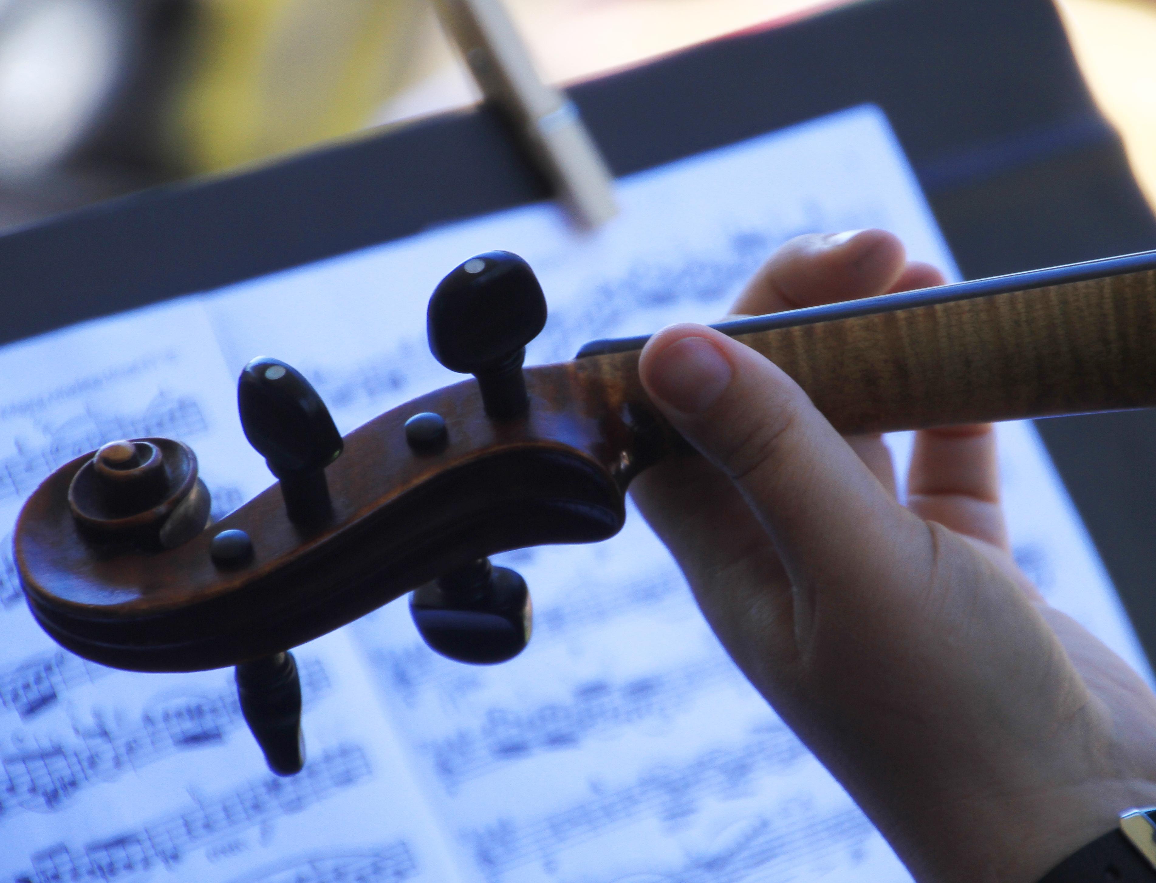 BSS: Golden Violin