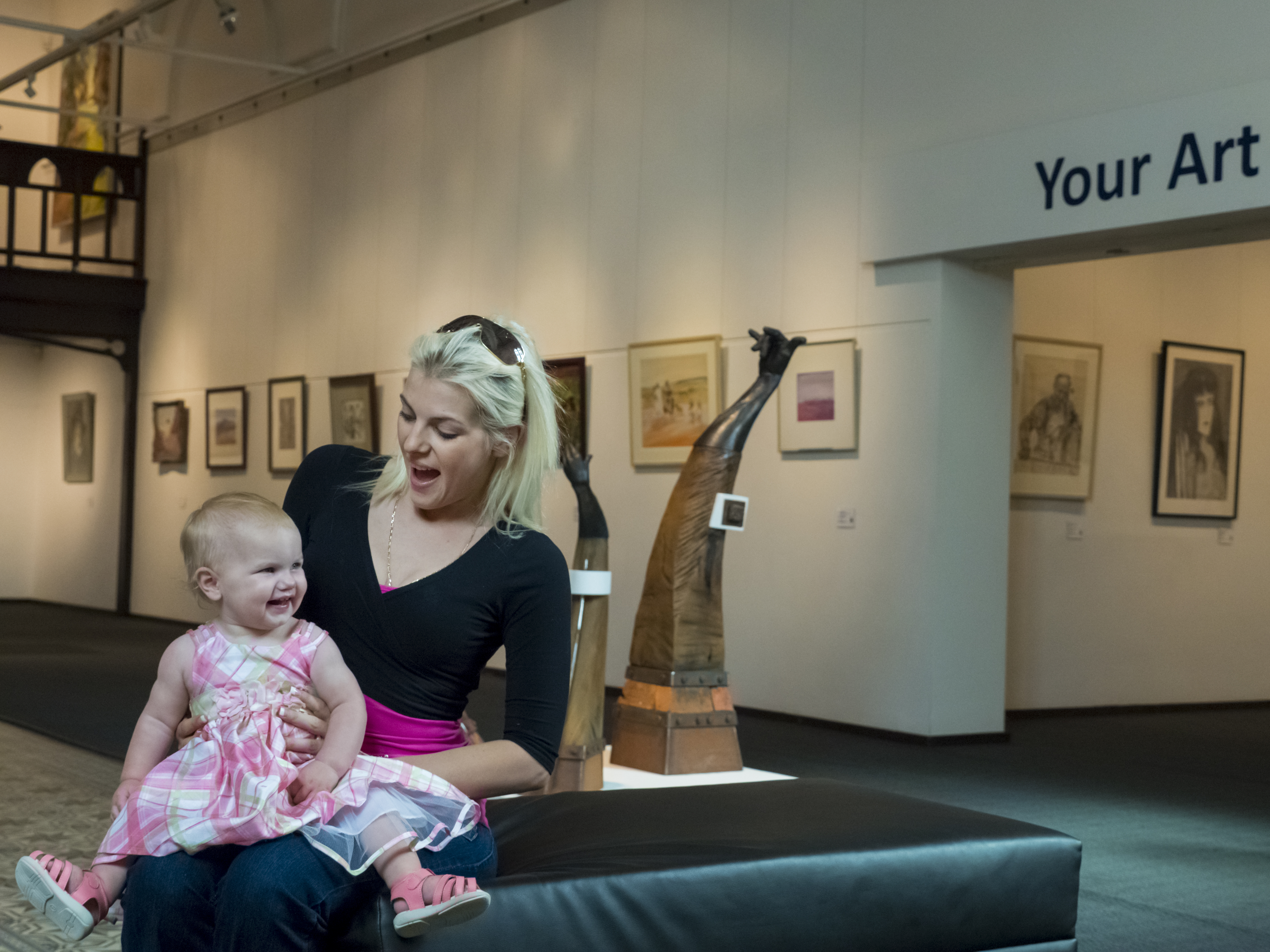 BSS: Family Friendly Gallery Tours