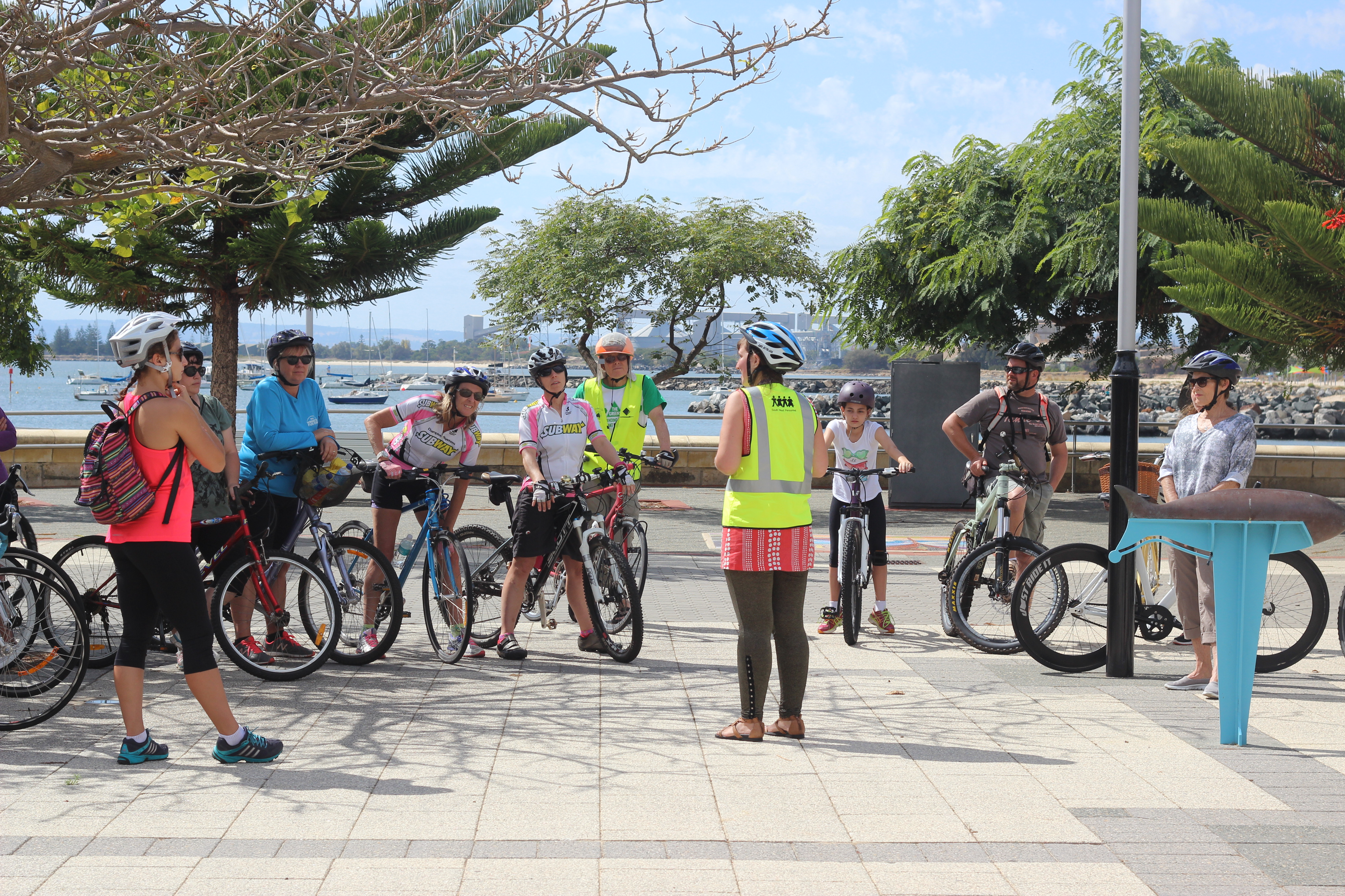BSS: Public Art Bike Tour