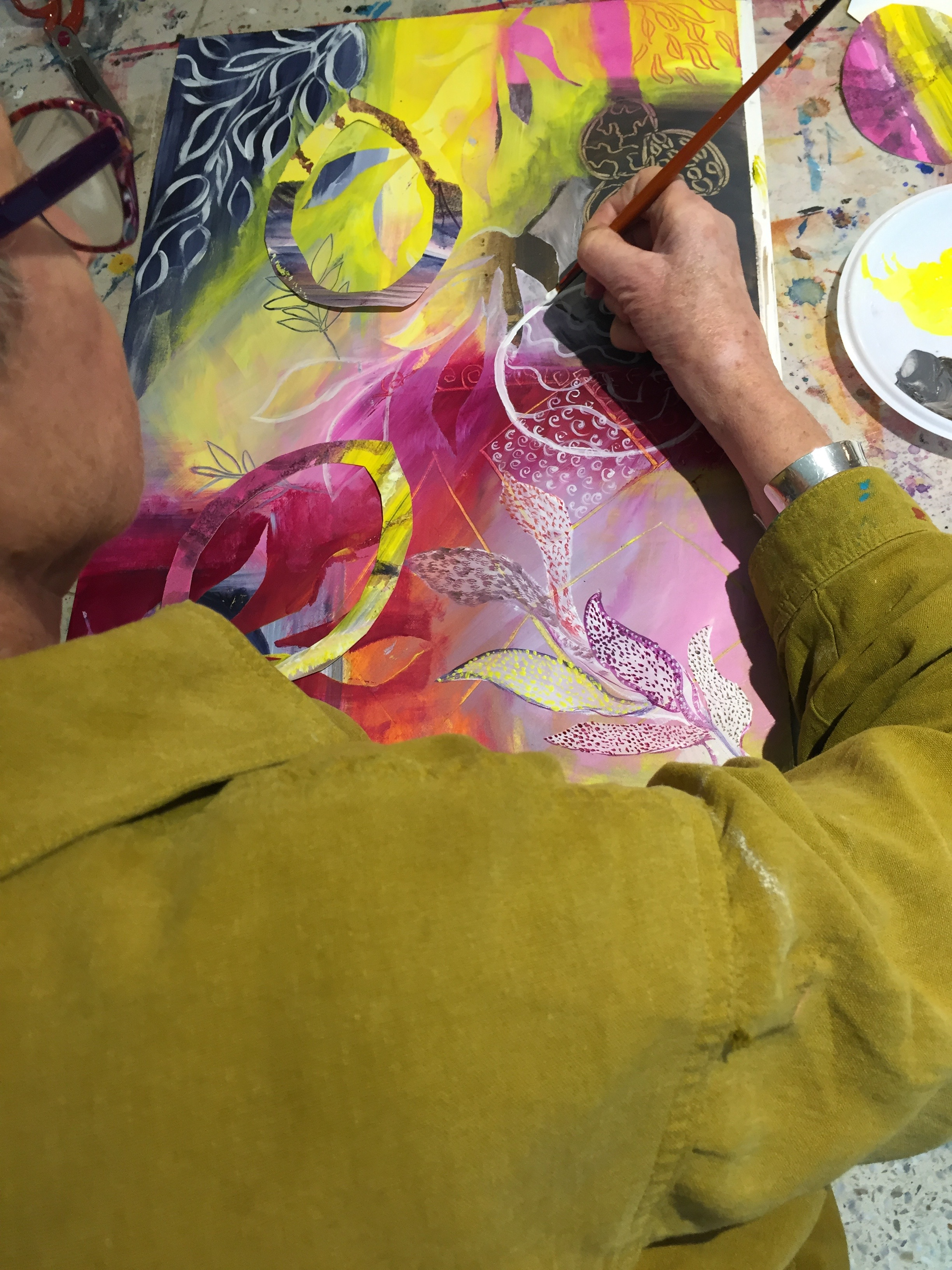STAT2: Painting Play with Jenni Doherty [FULL]