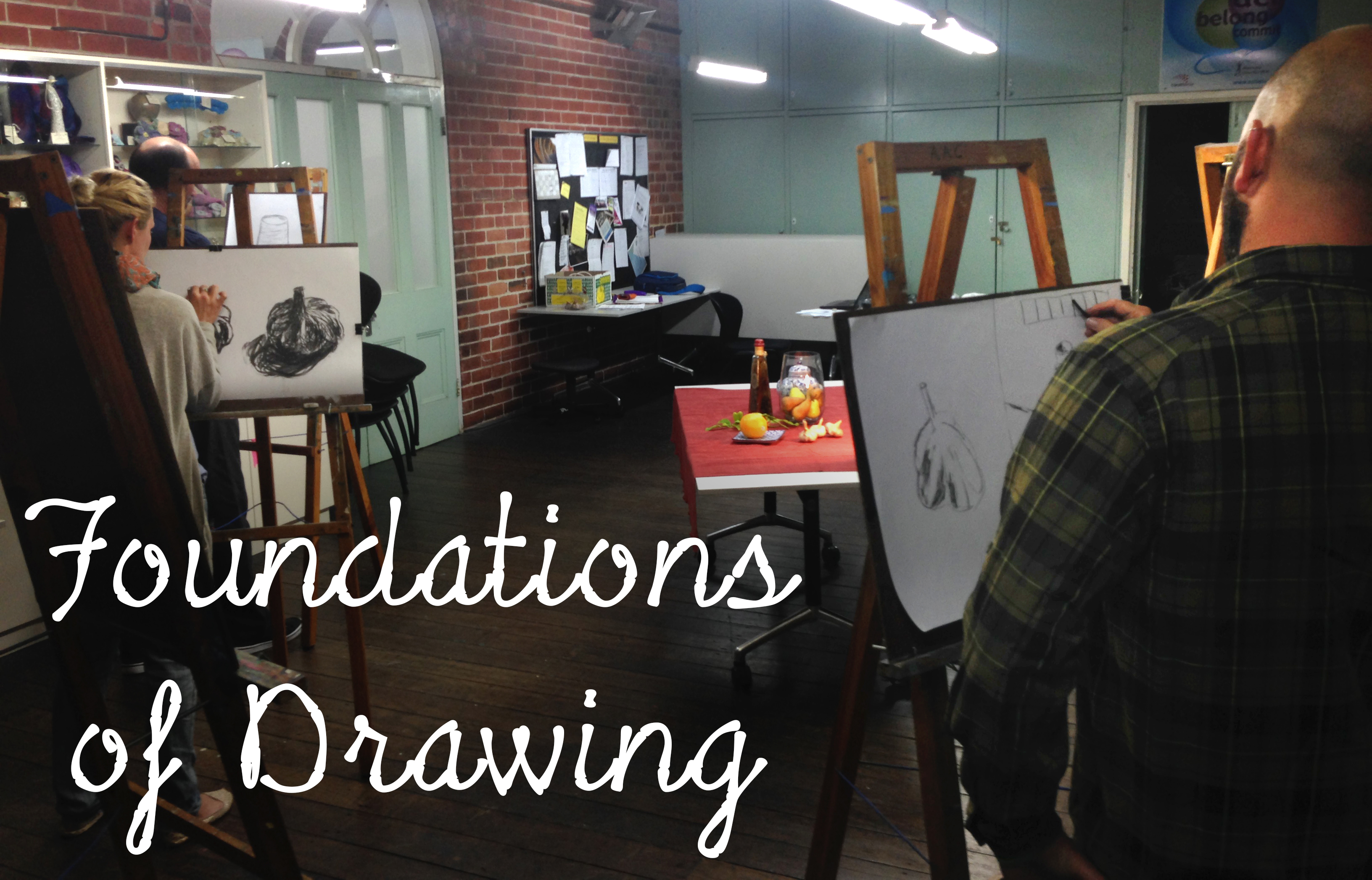 STAT4 Foundations of Drawing