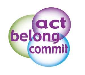 Act-Belong-Commit logo