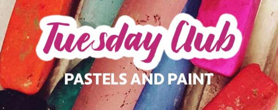 TC Pastels and Paint 600