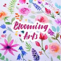 STAT3 Blooming Arts with Judy Noble
