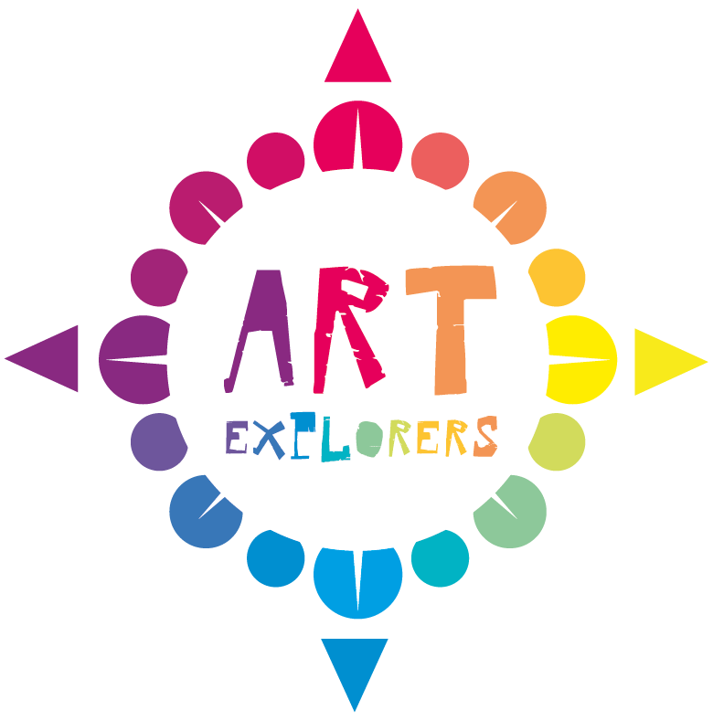 YTH1 Art Explorers Primary Homeschool art classes Kids 6-11 FULL