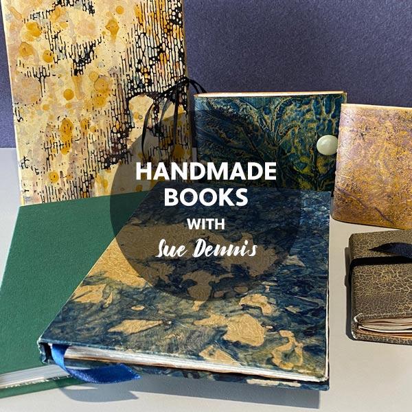 STAT1 Handmade Books workshop FULL