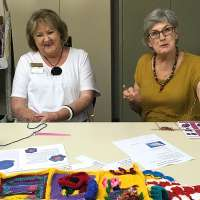 Community Knit Day