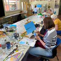 Blooming Arts Class