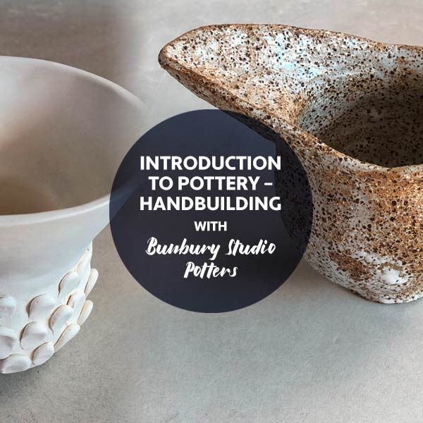 STAT2 Introduction to Pottery - Handbuilding - FULL