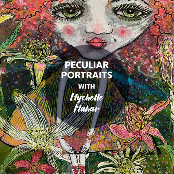 SHP1 Peculiar Portraits with Mychelle Mahar FULL