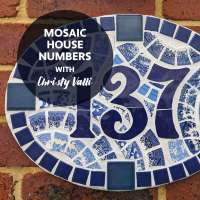 STAT2 Mosaic House Numbers Workshop - FULL