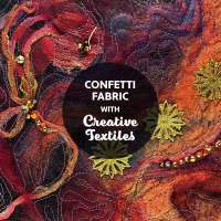STAT3 Confetti Fabric with Creative Textiles