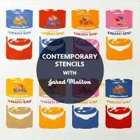 STAT3 Contemporary Stencils with Jared Malton