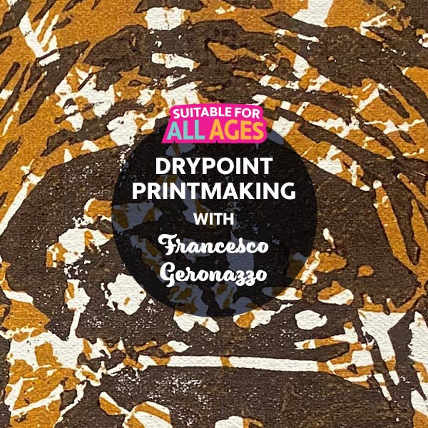 SHP2 Drypoint Printmaking with Francesco Geronazzo