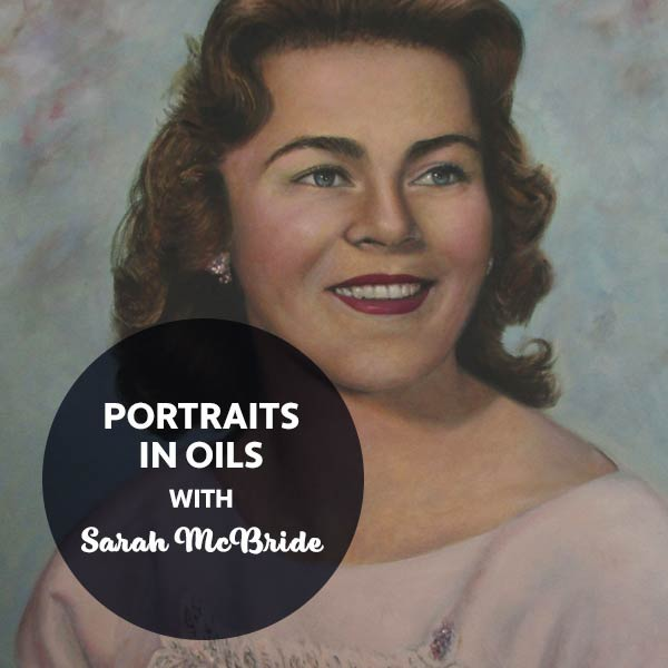 STAT3 Portraits in Oils with Sarah McBride FULL