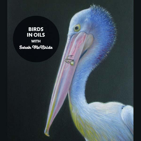STAT4 Birds in Oils with Sarah McBride