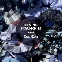 SHP3 Sewing Scrunchies with Carli King