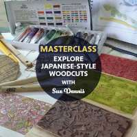 BSS22: MASTERCLASS Explore Japanese-style Woodcuts