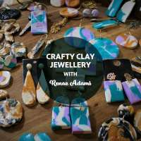 BSS22: Crafty Clay Jewellery
