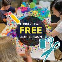 BSS22: Free Crafternoon